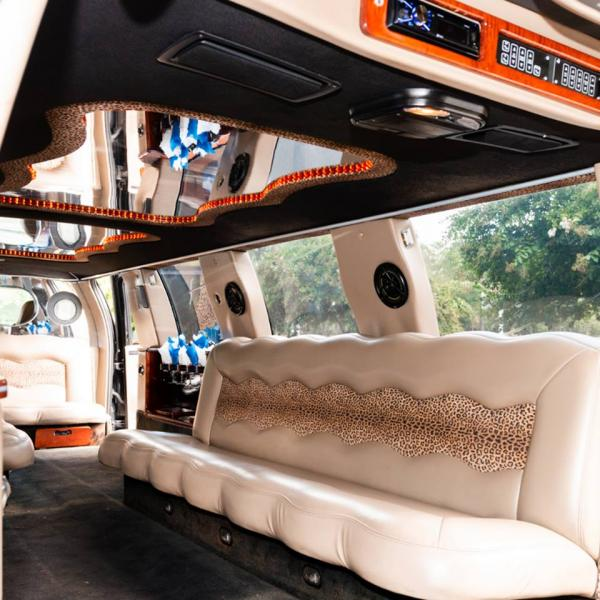 Our limos come with every convenience you need to have a great time!